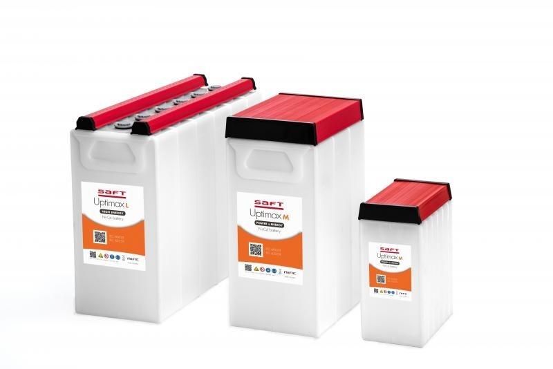 batterie ni cd SAFT tunisie uptimax