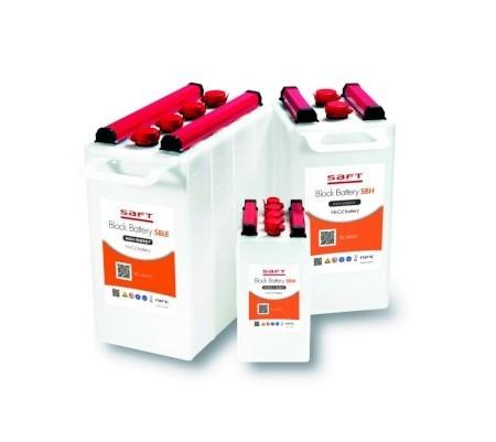 batterie médical ni cd SAFT tunisie Sble